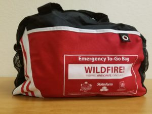 Wild Fire To Go Bag